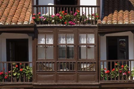 Architectural exterior in Excalante, Cantabria, Spain Stock Photo - 7202535