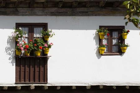 Architectural exterior in Escalente, Cantabria, Spain Stock Photo - 7202555