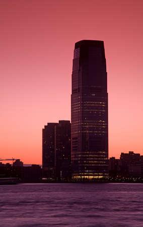 highrises: Goldman Sachs Tower in Jersey City, New York City, New York, USA