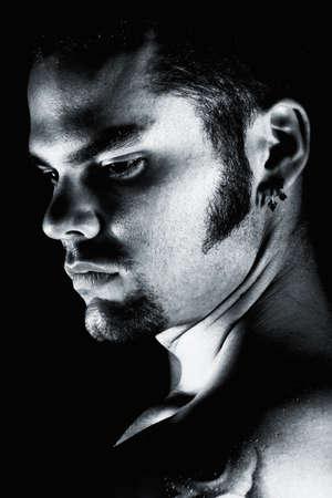 Male portrait Stock Photo - 7209017
