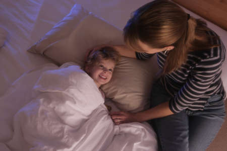 Mother and daughter Stock Photo - 7206720