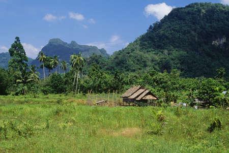 Rural house near Krabi, Thailand