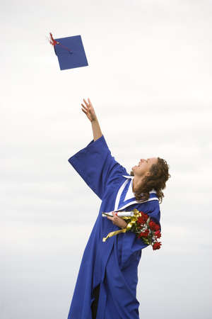 ron: Graduation day