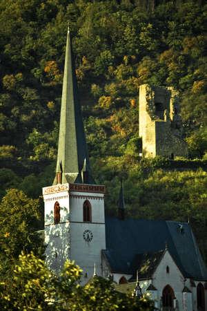 church steeple: Campanile della Chiesa, Germania