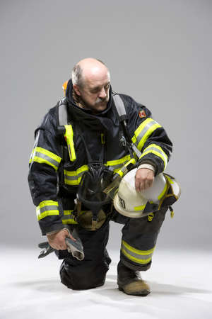 Fire fighter Stock Photo - 7205652