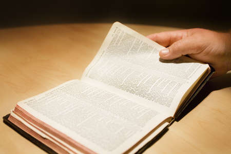 valores morales: Biblia