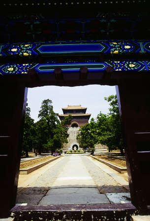 Tomb of Qin Shihuang   Stock Photo - 7210529