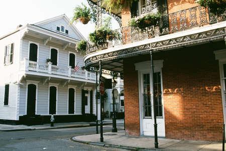 Historic French Quarter, New Orleans, Louisiana, United States of America photo