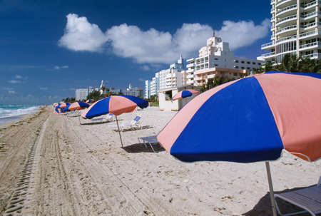 Miami Beach, Florida, United States of America Stock Photo - 7211279