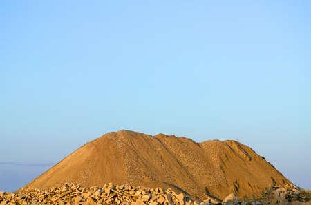 tanasiuk: Hill of rocks