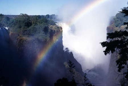 Victoria Falls, Zimbabwe photo