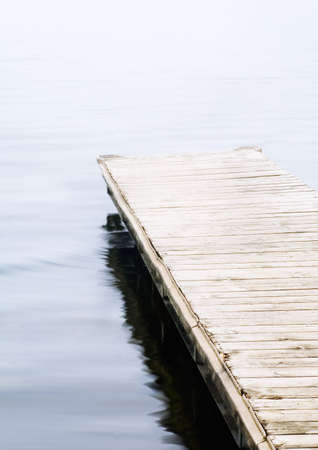 knorr: Dock on water