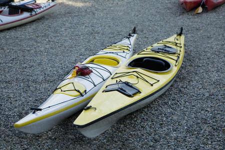 tanasiuk: Sea kayaks