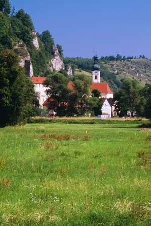 Kallmunz, Bavaria, Germany Stock Photo - 7210752