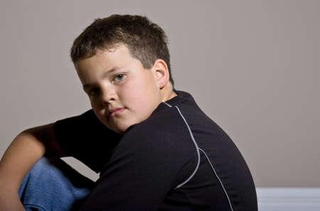 Portrait of a boy Stock Photo - 7207762