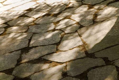 tanasiuk: Detail of stone sidewalk
