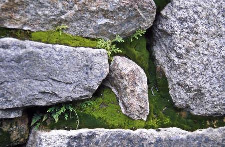 stonemasonry: Machu Picchu, Peru, South America, close up of Incan Stonemasonry