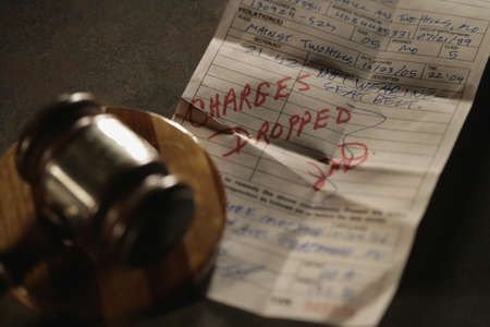 forgiven: Judge drops charges