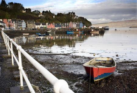 Mull: Tobermory,Isle of Mull,Scotland