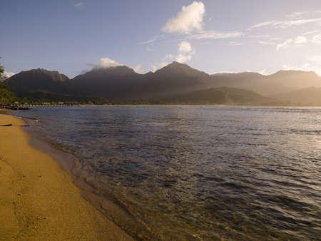 levit: Shore,Kaui,Hawaii