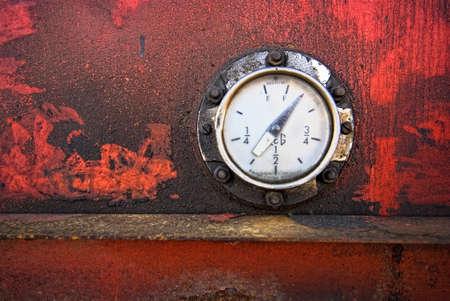 Gas gauge photo