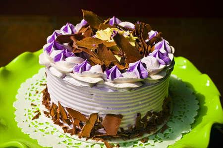 tanasiuk: Cake Stock Photo