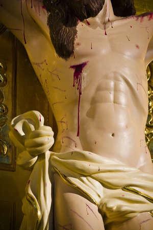 The crucifixion photo