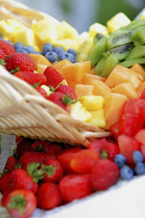 Mixed fruits Stock Photo - 7210808
