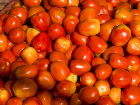 Cherry tomatoes Stock Photo - 7208087