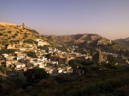 amber fort: Amber Fort, Jaipur, India   Stock Photo