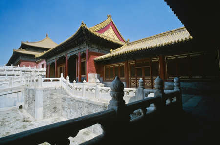 historical periods: Forbidden City, Beijing, China