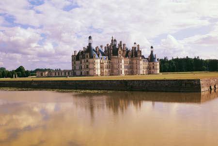 chambord: Chambord Château, Loire River valley, France