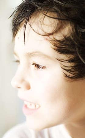 Studio portrait of boy Stock Photo - 7205180