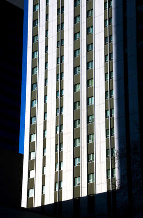 highrises: Exterior of a tall building