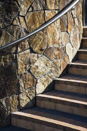 石の階段 写真素材