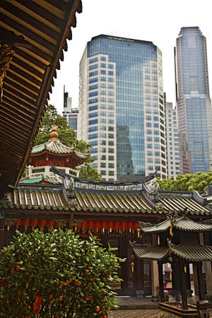 highrises: Thian Hok Keng,Singapore
