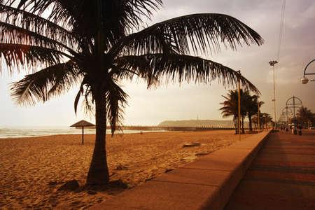 Beach,Durban,South Africa