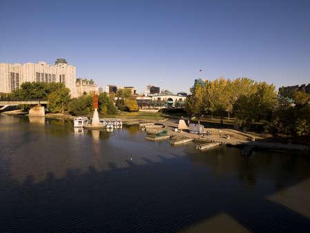 assiniboine: The Forks,Winnipeg,Manitoba,Canada