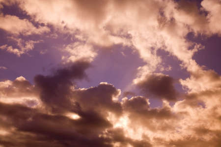 craig tuttle: Clouds Stock Photo