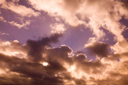 tuttle: Clouds Stock Photo