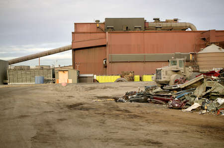compacting: A Trash Compacting Site