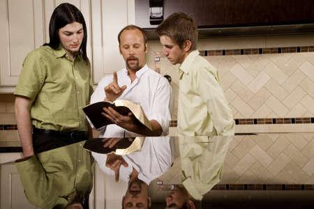 Bible study Stock Photo - 7208992