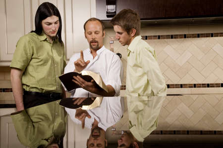 Bible study Stock Photo - 7208992