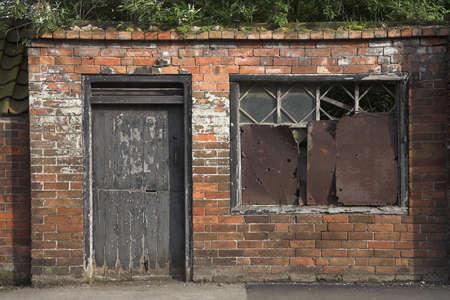 chris upton: Old Building,Southwell,Nottinghamshire,England Stock Photo