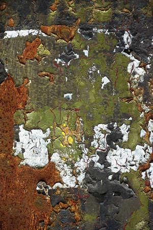 chris upton: Close-Up Of Weathered Wall Stock Photo