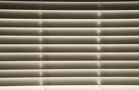 window coverings: Venetian blinds