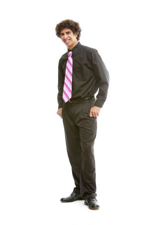 Well dressed young man Stock Photo - 7205070