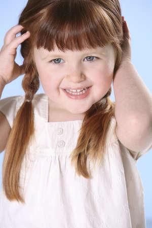 Portrait of girl Stock Photo - 7206120