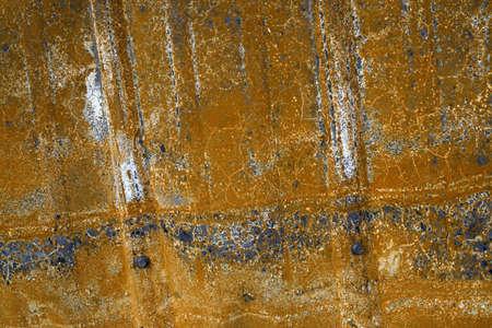 fullframes: Detail of burnt building Stock Photo