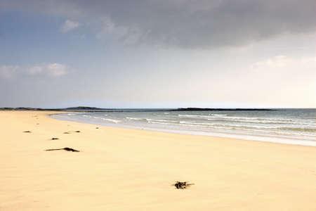 Seashore, Northumberland, England Stock Photo - 7559175